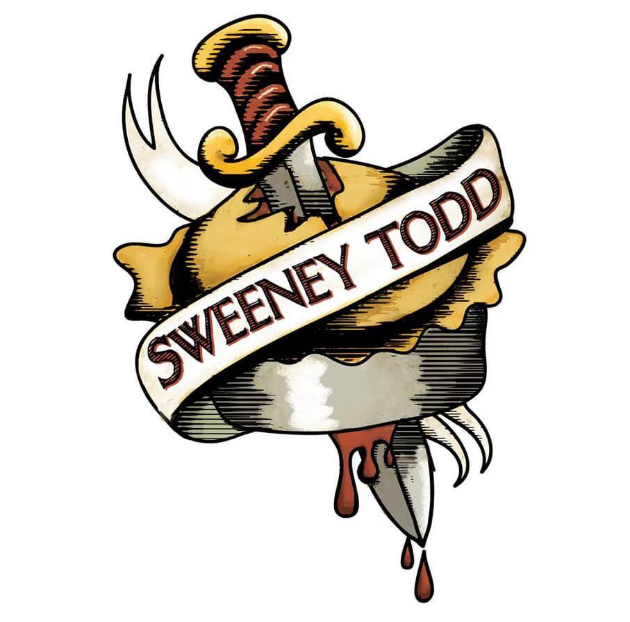 Sweeney todd tattoo alexander parsonage for Sweeney todd tattoo